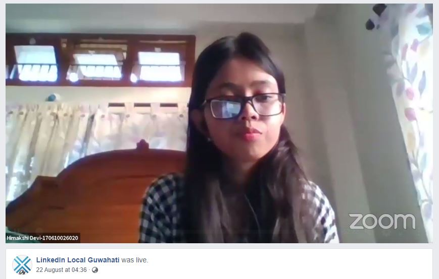 NRIChaiwala was live with - LinkedIn Local Guwahati